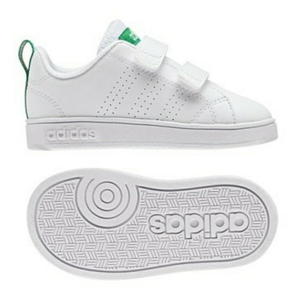 61dc20db063 adidas Shoes | Vs Advantage Clean Baby Toddler Aw4889 Q1 | Poshmark